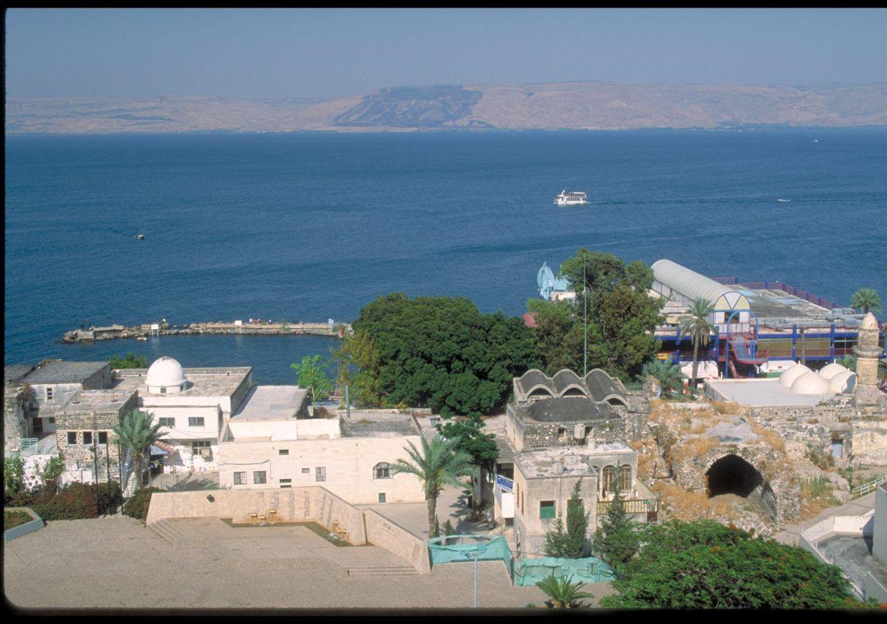 The Sea of Galilee