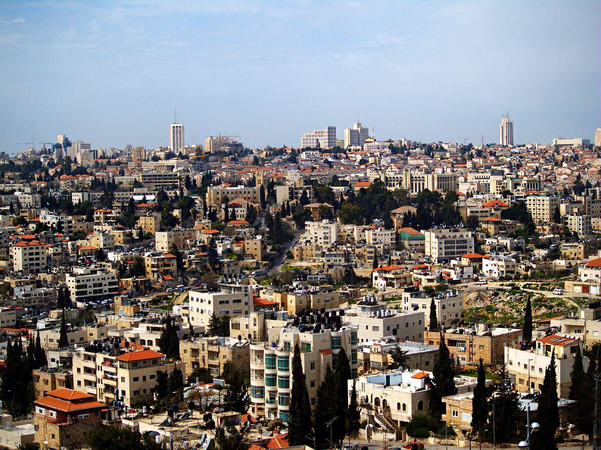 Jerusalem vista
