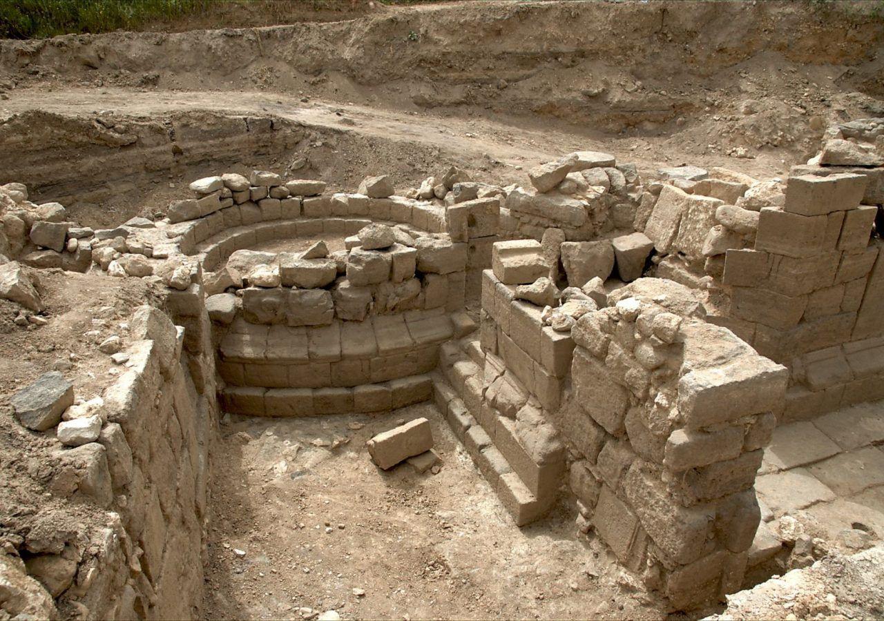 Tiberias Excavations of the ancient city