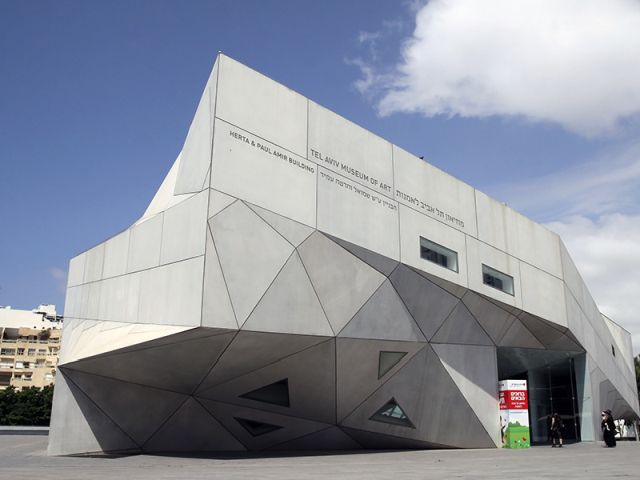 Tel Aviv - Art museum
