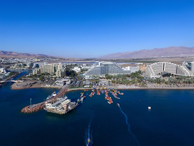 The Shore of Eilat