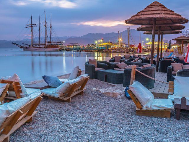 Eilat Beach resort