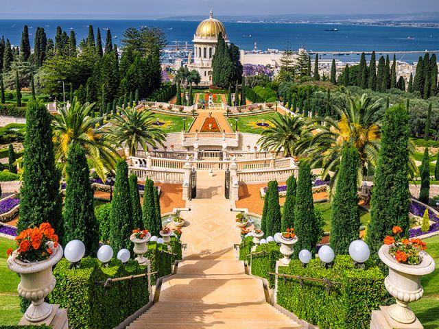 Haifa - Bahai gardens