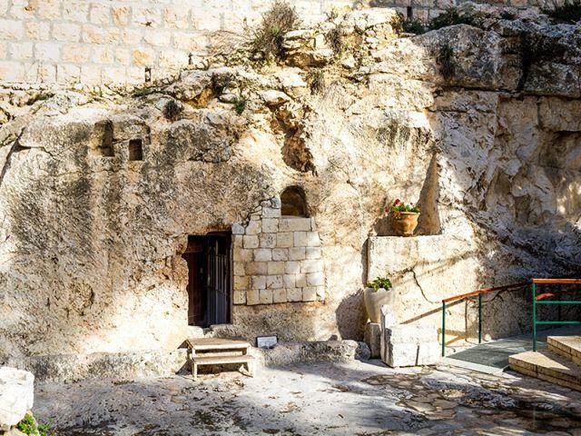 Jerusalem - Garden Tomb