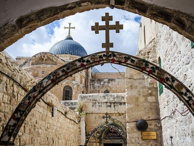 Jerusalem - Via Delarosa