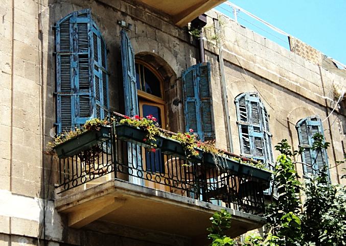 jaffa balcony