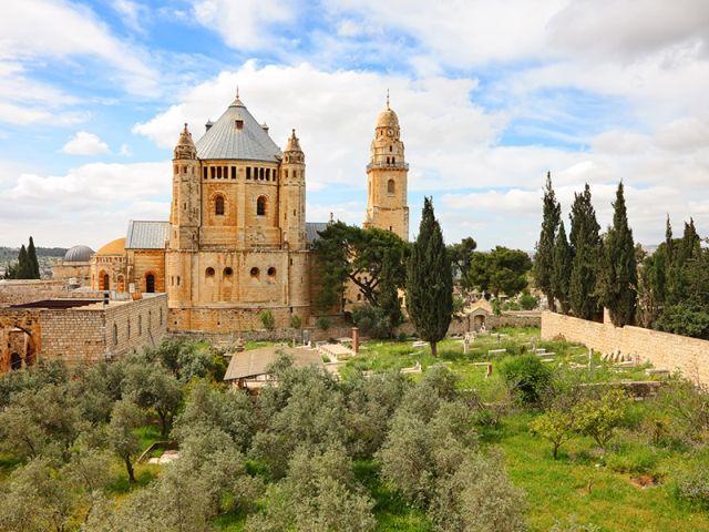 Jerusalem - Mount Zion