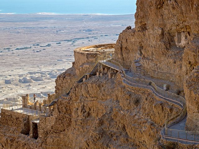 Masada - National Park