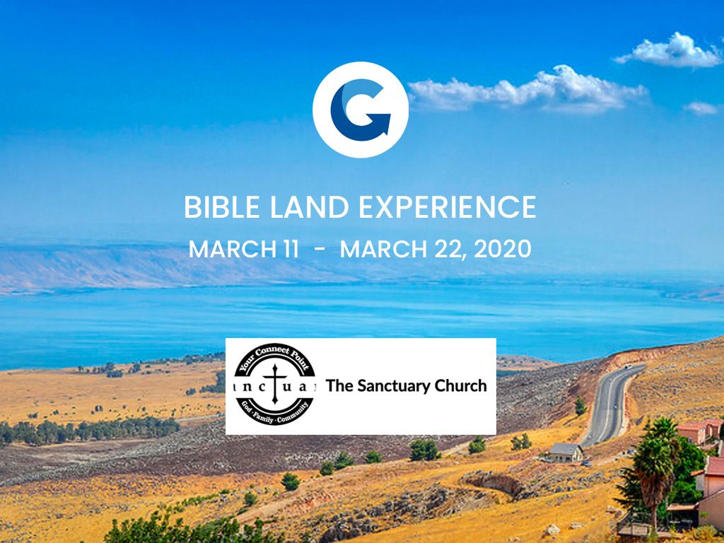 Bible Land Experience