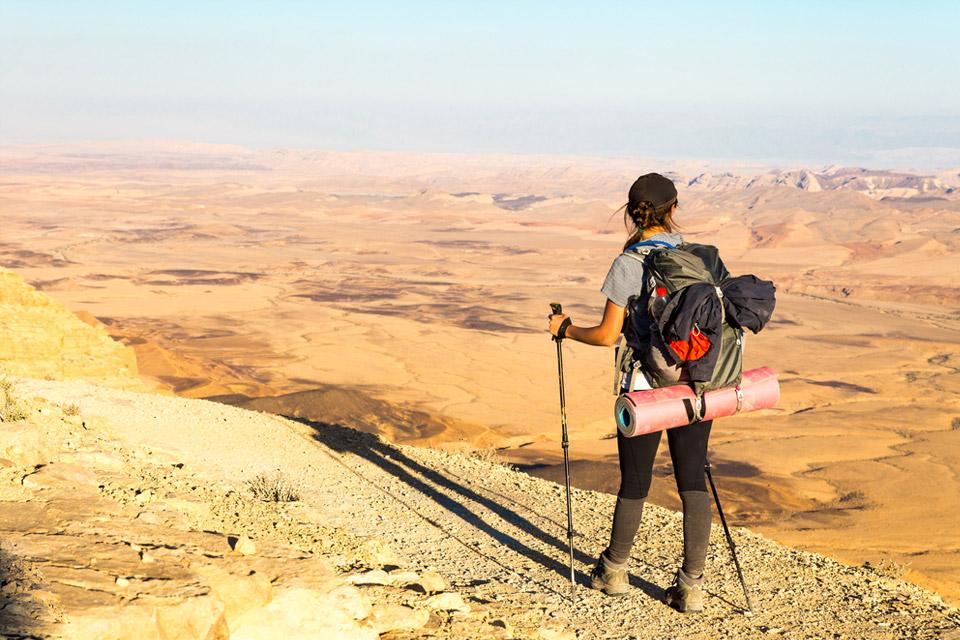 Hiking Shvil Israel