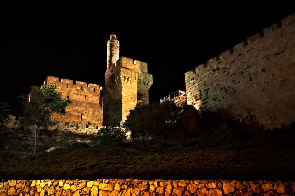 Israel By Night
