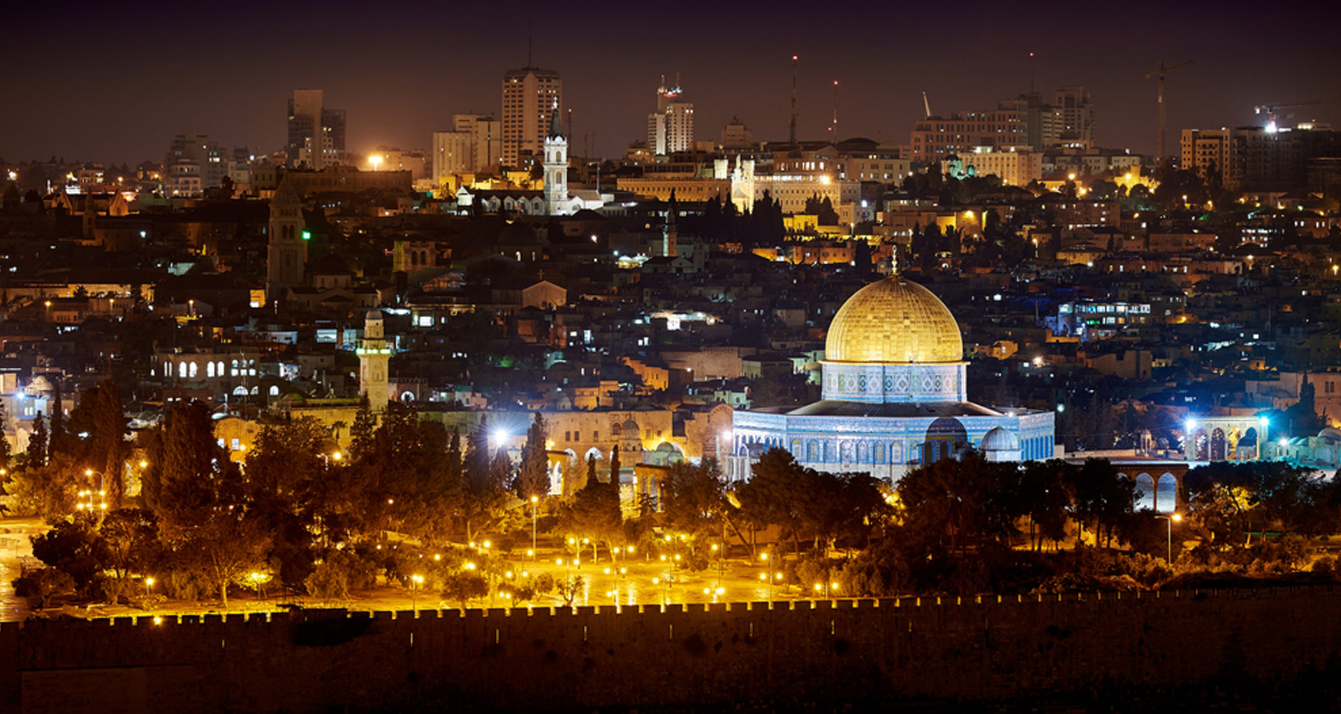 Israel By Night