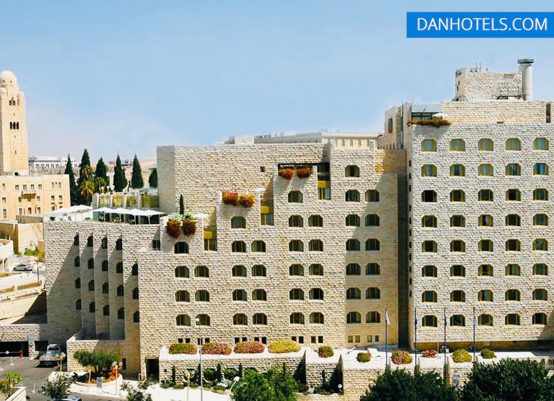 Dan Panorama Jerusalem