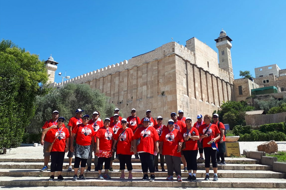 Christian Group Tours in Israel