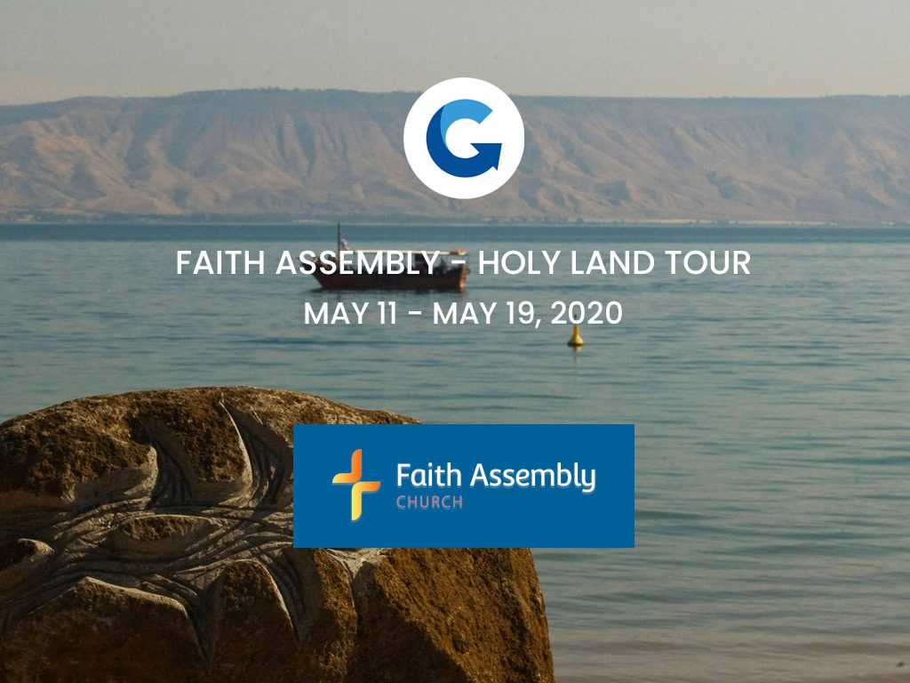 Faith Assembly - Holy Land Tour