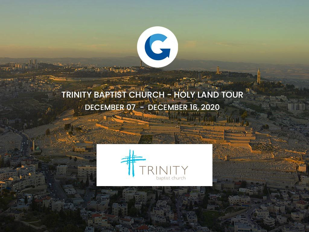 Trinity Church Tour