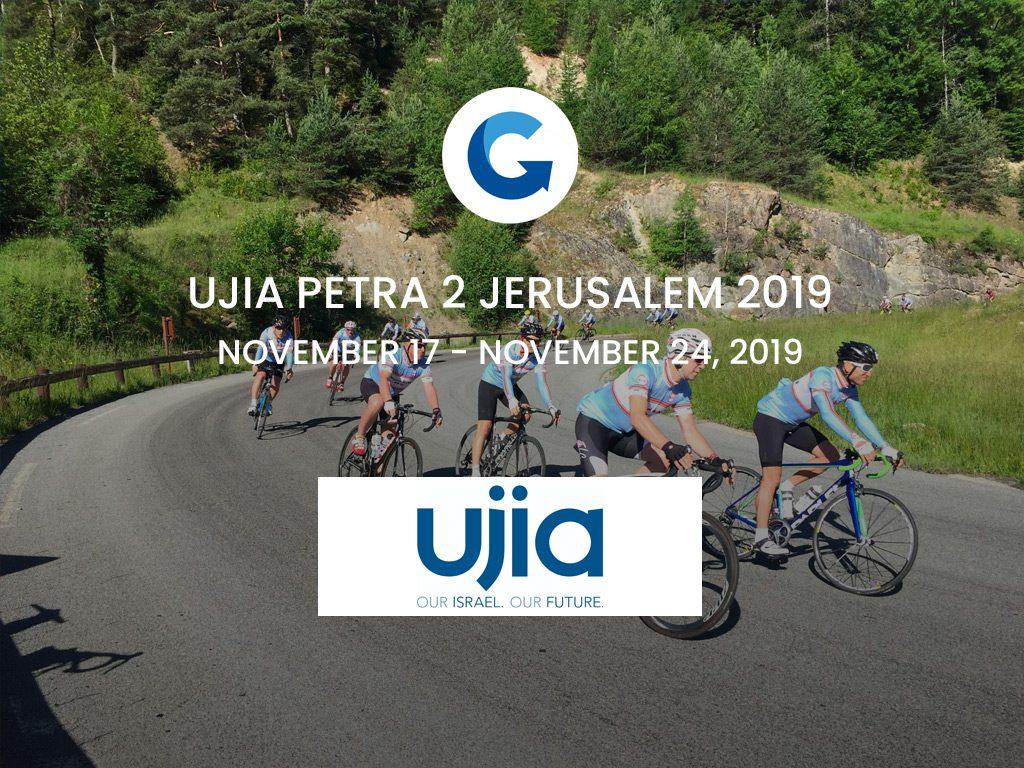 UJIA Petra 2 Jerusalem 2019
