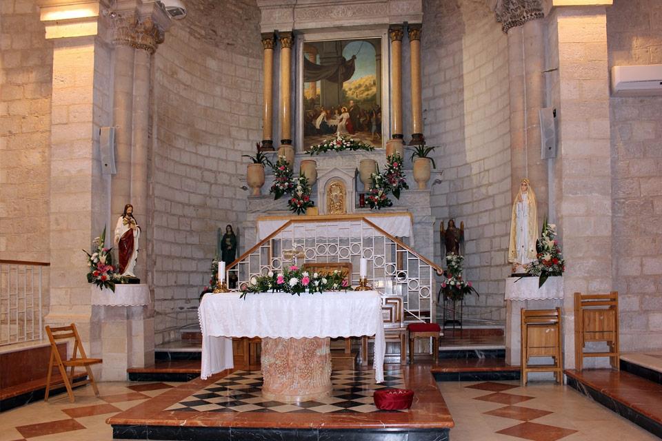 Franciscan Wedding Church