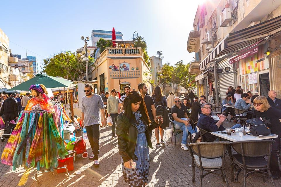 Nahalat Binyamin Tel Aviv